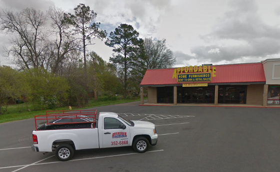 Armed Robbery Occurs At Affordable Home Furnishings Natchitoches Parish Journal
