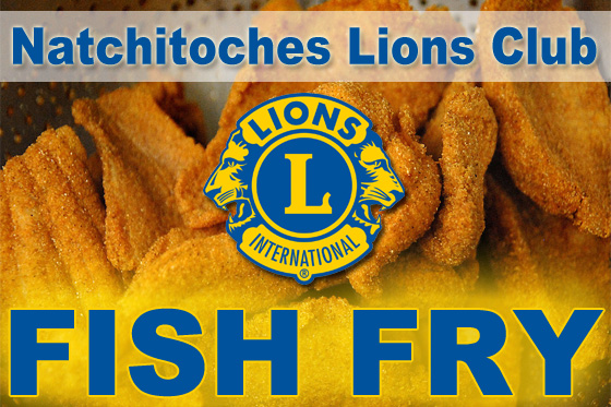 Don t miss out on friday s fish fry natchitoches parish for Doug s fish fry