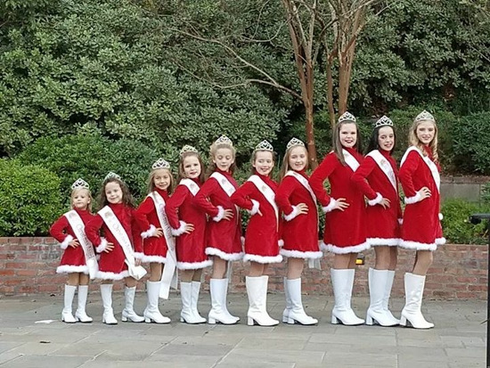 2020 Natchitoches Christmas Angels Pageant Deadline to compete in Natchitoches Christmas Angels Pageant is