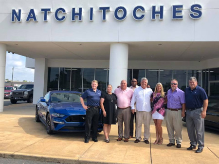 Jimmy Granger Is The New Dealer Of Natchitoches Ford