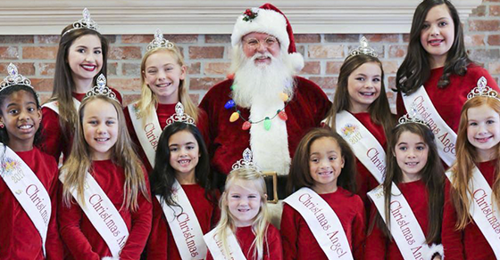 2020 Natchitoches Christmas Angels Pageant 2019 Natchitoches Christmas Angels Pageant accepting contestants